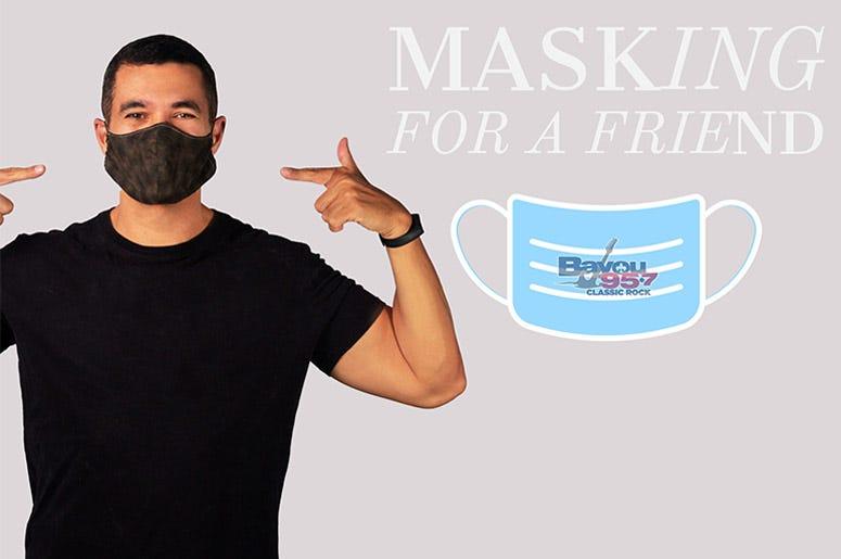 Masking Up Louisiana