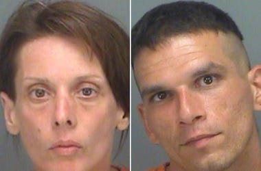 FL couple did sex in car on busy road