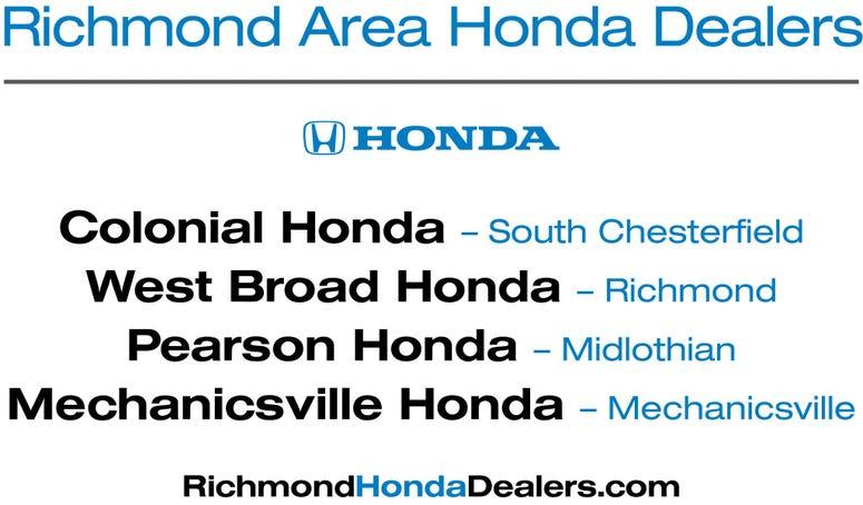 Richmond Area Honda Dealerships