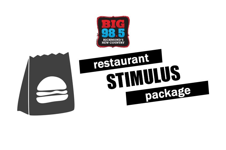 Big 98.5 Stimulus package