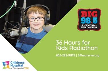 36 Hours Kids Radiothon