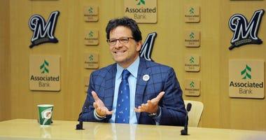 Mark Attanasio, Milwaukee Brewers