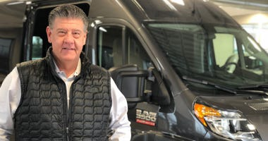 Bill Michaels and the new RAM 3500 ProMaster