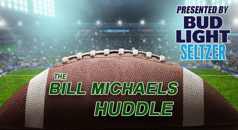 Bill Michaels Huddle Presented by Bud Light Seltzer