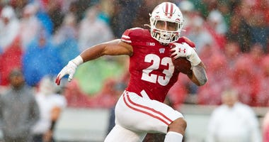 Jonathan Taylor, Wisconsin Badgers