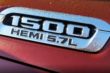 Van Horn RAM 1500 Badge