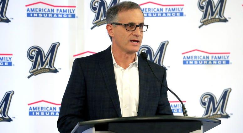 Rick Schlesinger, Milwaukee Brewers