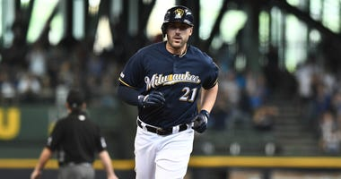 Travis Shaw, Milwaukee Brewers