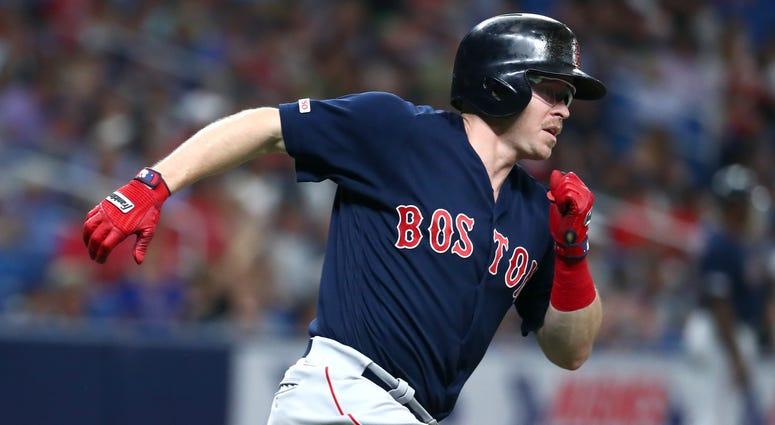 Brock Holt, Boston Red Sox