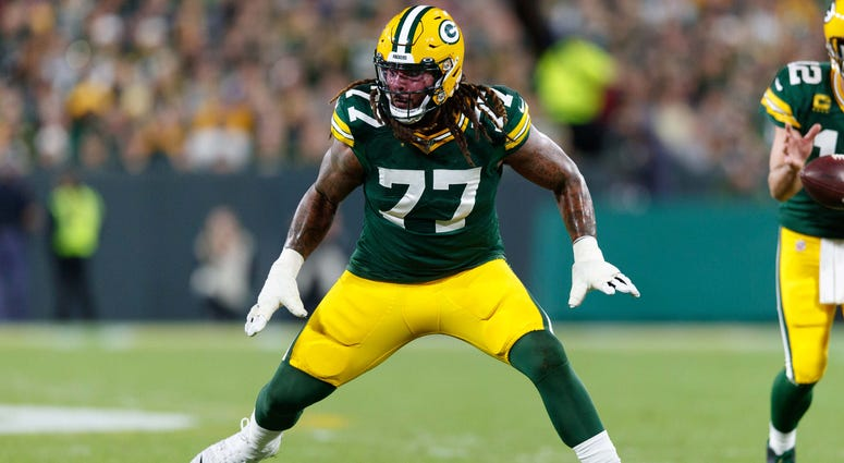 Billy Turner, Green Bay Packers
