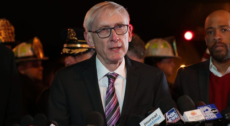 Tony Evers extends safer-at-home