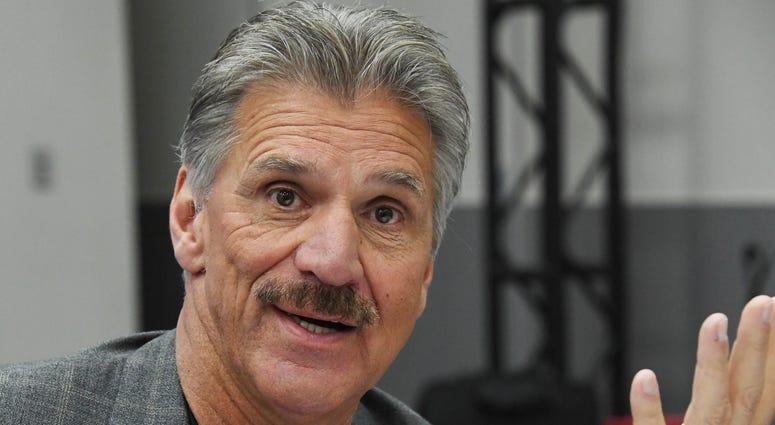 Former NFL head coach Dave Wannstedt
