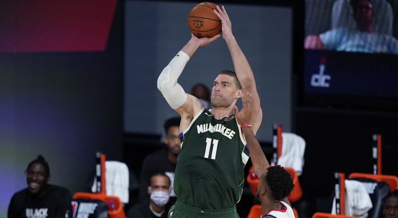 Brook Lopez, Milwaukee Bucks