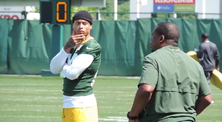 Packers Josh Jones