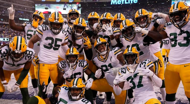 Packers beat the Giants