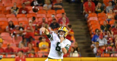 Tim Boyle, Green Bay Packers