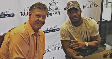Amos Talks Packers D and Penn State Adversity