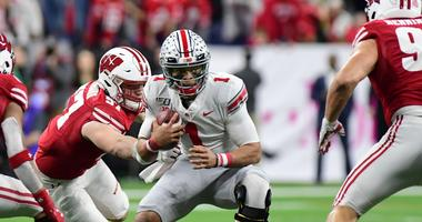 Badgers lose in Big Ten Championship Game