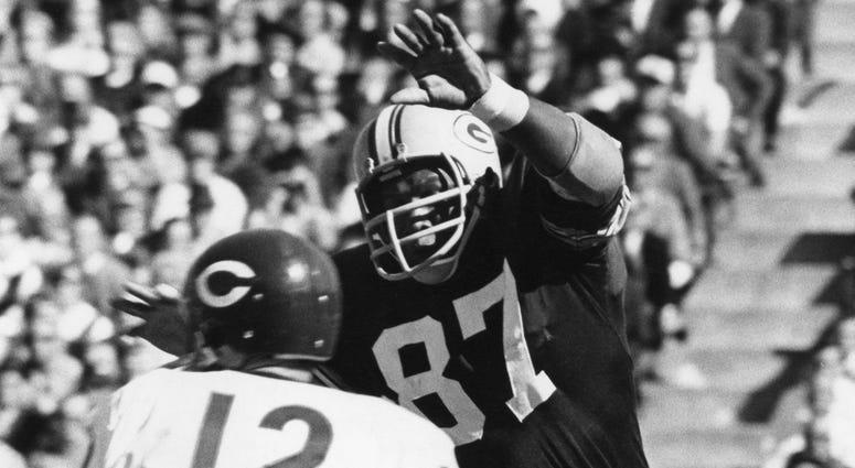 Packers Willie Davis