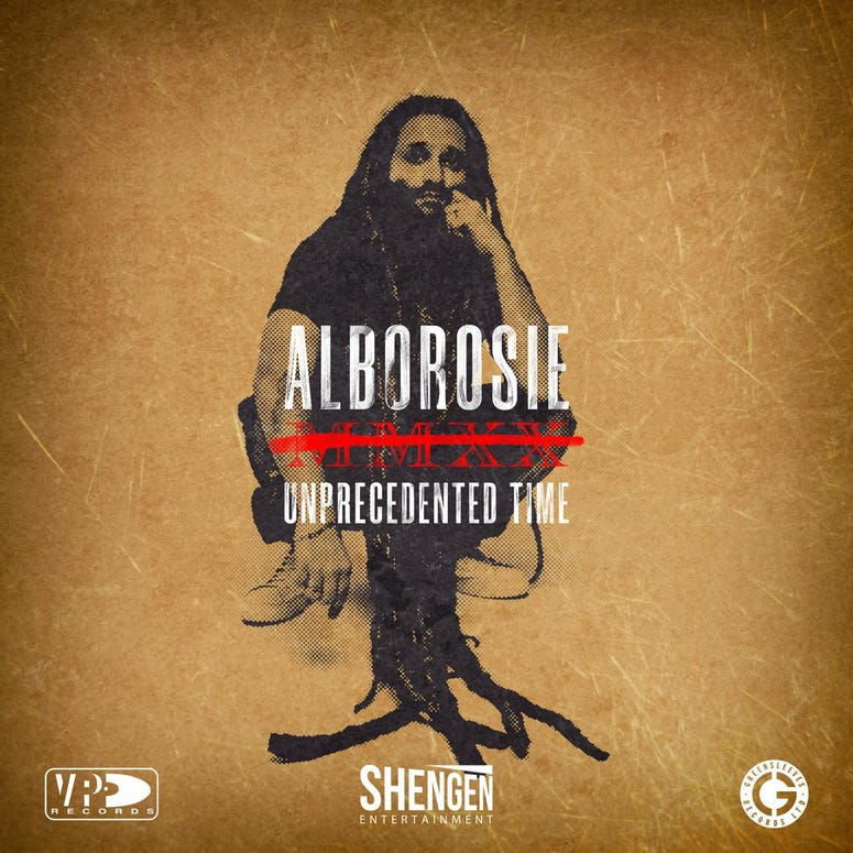 Alborosie - VP Single