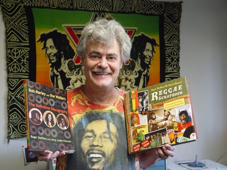 Roger Steffens Books