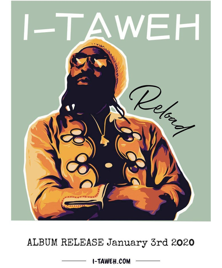 I-Tahweh Reload CD