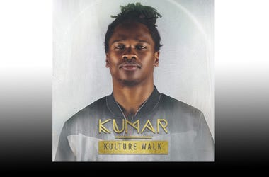 Kumar - Kulture Walk Album Cove