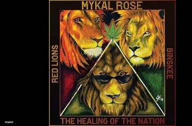 Mykal Rose Red Lions CD