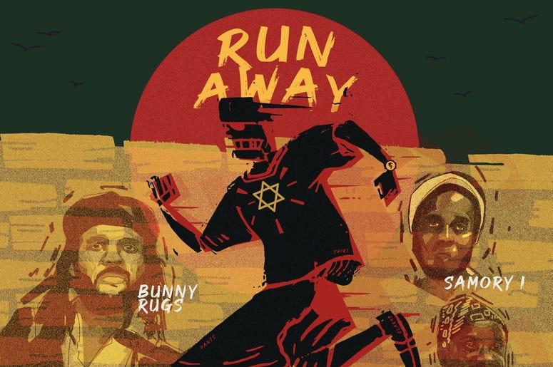 Run Away - Bunny Rugs, Samory-I, and Karbon