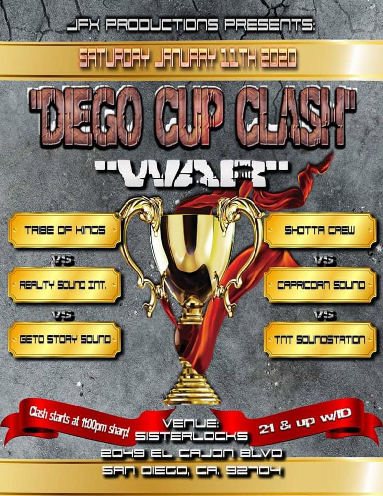 SD Cup Clash