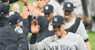 Yankees Aaron Judge