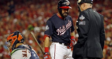 Adam Eaton Nationals Astros World Series