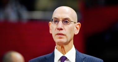 Adam Silver NBA Commissioner