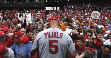 Albert Pujols St. Louis Cardinals