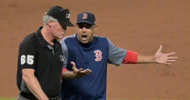 Alex Cora Red Sox