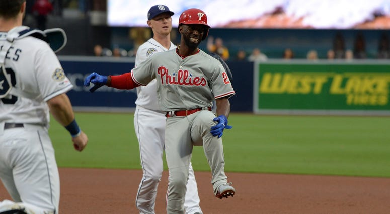 Andrew McCutchen Philadelphia Phillies MLB