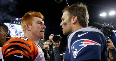 Tom Brady Andy Dalton