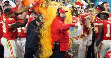 Andy Reid Super Bowl
