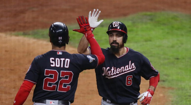 Anthony Rendon Nationals World series
