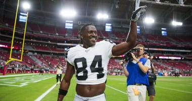 Antonio Brown Raiders