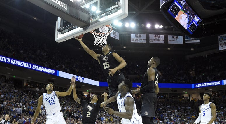 Aubrey Dawkins UCF Duke NCAA Tournament
