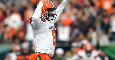 Baker Mayfield Cleveland Browns Quarterback