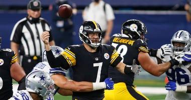 Steelers Cowboys Big Ben
