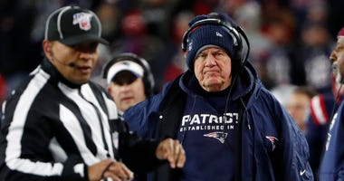 Bill Belichick Patriots