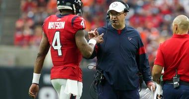 Bill O'Brien Texans Deshaun Watson
