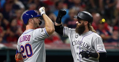 Charlie Blackmon Pete Alonso All-Star Game