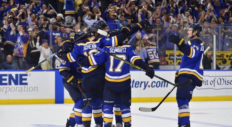 Blues Bruins Stanley Cup