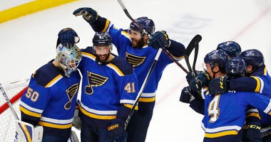 St. Louis Blues Stanley Cup Final