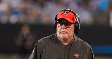 Bruce Arians Tampa Bay