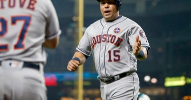 Carlos Beltran Houston Astros
